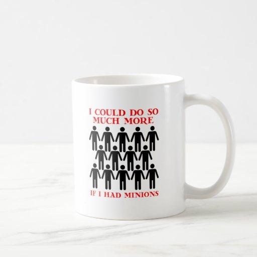 If I Had Minions Funny Mug