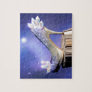 If The Shoe Fits Jigsaw Puzzle