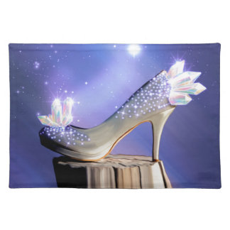 If The Shoe Fits Placemat