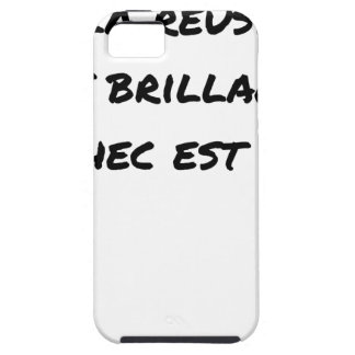If the Success is brilliant, the failure is matt iPhone 5 Covers