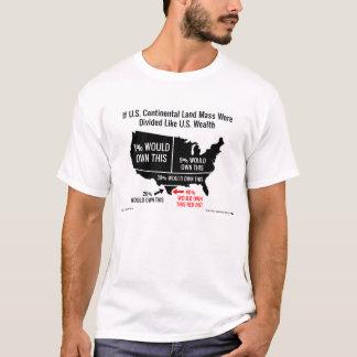 If U.S. Continental Land Mass Were Divided Like U. T-Shirt