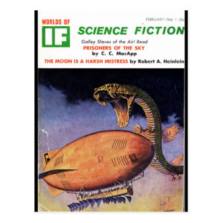 If v16 n02 (1966-02.Galaxy)_Pulp Art Postcard