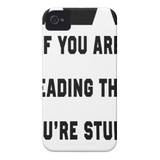 If you are reading this iPhone 4 cover
