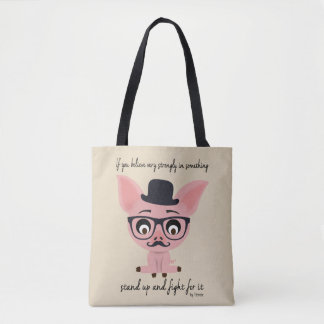 If You Believe Tote Bag