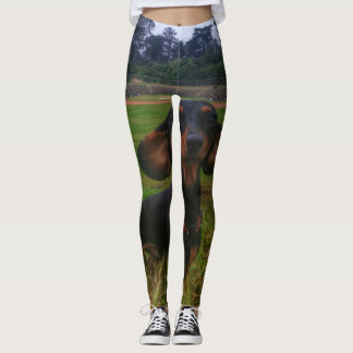 If You Build It They Will Come Leggings