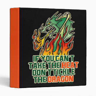 If You Can't Take The Heat Binder
