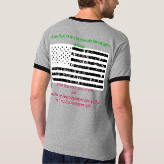 If you claim veteran status T-Shirt