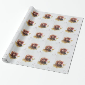 If You Crawl to the Sun Wrapping Paper