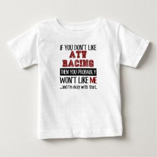 If You Don't Like ATV Racing Cool Baby T-Shirt