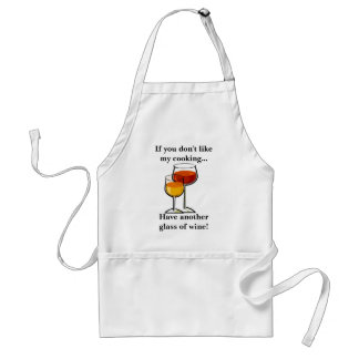 If you don't like my cooking... standard apron