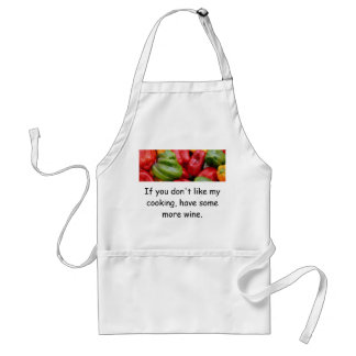 IF YOU DON'T LIKE MY COOKING STANDARD APRON