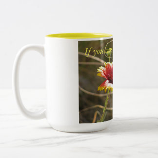 If you dream it, you can achieve it mug