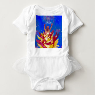 If you knew how I love you Baby Bodysuit