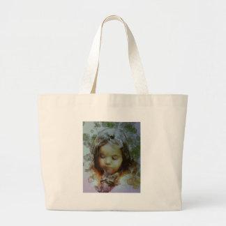 If you love something.JPG Large Tote Bag