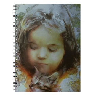 If you love something.JPG Spiral Notebook