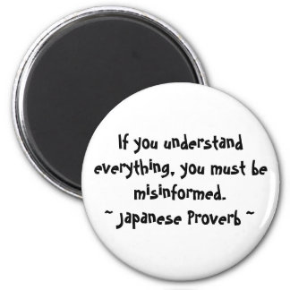 If you understand everything series magnet