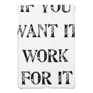 if you want it work for it iPad mini cover