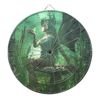 If you want to meet a handsome prince... dartboard