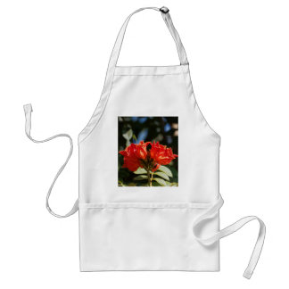 iFlowers of an African tuliptree Standard Apron