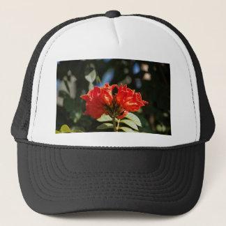 iFlowers of an African tuliptree Trucker Hat