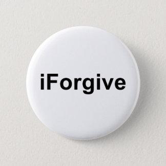 iForgive 2 Inch Round Button
