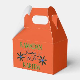 Iftar Ramadan kareem Favor Box
