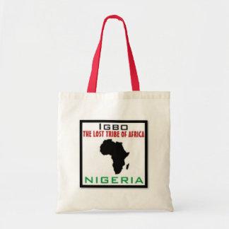 IGBO, NIGERIA TOTE BAG