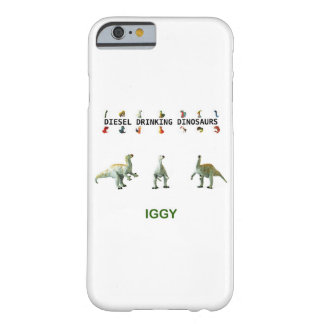 IGGY BARELY THERE iPhone 6 CASE