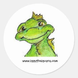 Iggy Sticker