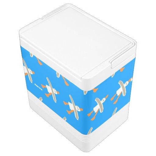 Igloo 24 Can John Dyer Seagull Cold Box Igloo Cool Box