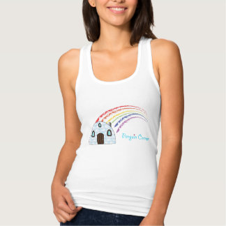 Igloo at Penguin Corner Tank Top