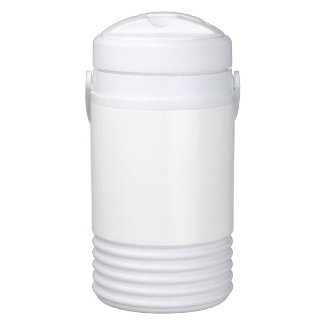 Igloo Beverage Cooler, Half Gallon Drinks Cooler