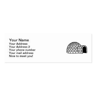 Igloo Business Cards