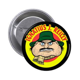 Ignatius J. Reilly 2 Inch Round Button