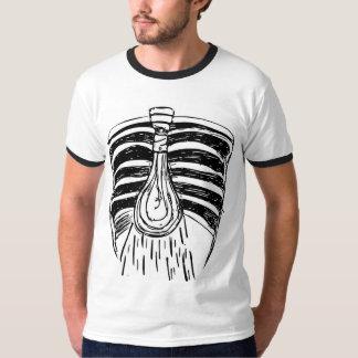 Ignite the light. T-Shirt