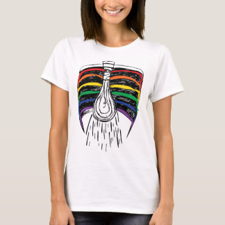 Ignite the Light with PRIDE T-Shirt