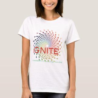 Ignite YLSnaps Tour Design T-Shirt