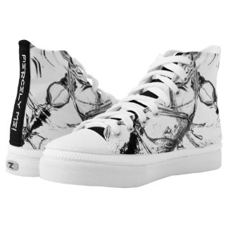 Igniting Brilliance High Tops