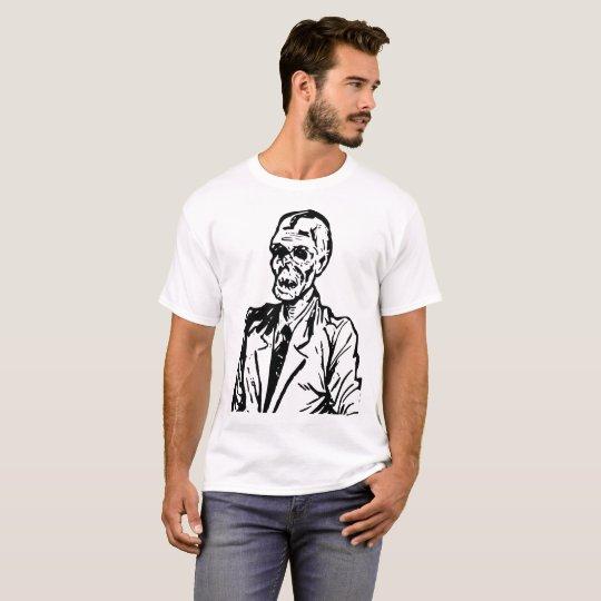 Ignorant Undead Illustration T-Shirt