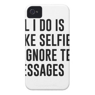 Ignore Texts Case-Mate iPhone 4 Case