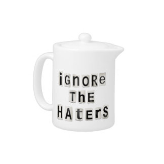 Ignore the haters.