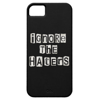 Ignore the haters. iPhone 5 cover