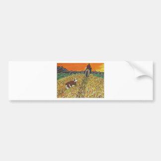 IGoing HomeMG_0212.JPG Bumper Sticker
