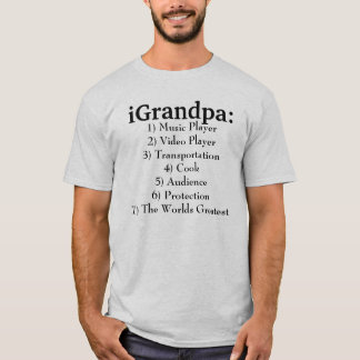 iGrandpa: T-Shirt