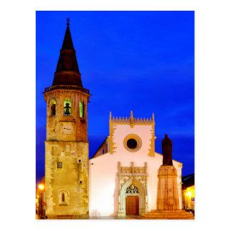 Igreja de Sao Joao Baptista Postcard