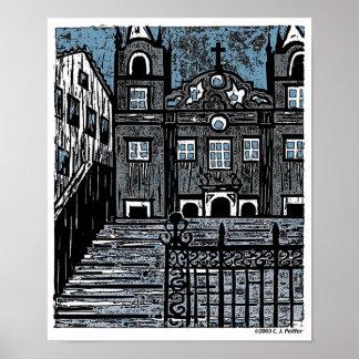 'Igreja Nosso Senhor do Passo' Poster