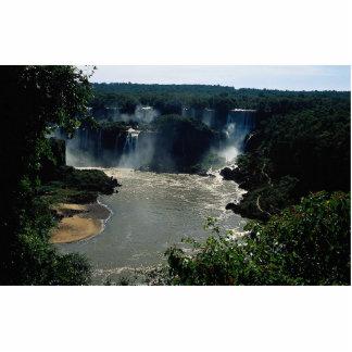Iguacu Falls, Brazil Photo Cut Out