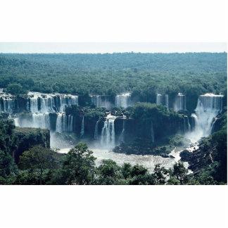 Iguacu Falls Parana Brazil Photo Cutouts
