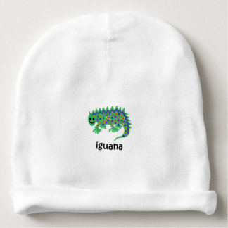 Iguana Baby Beanie