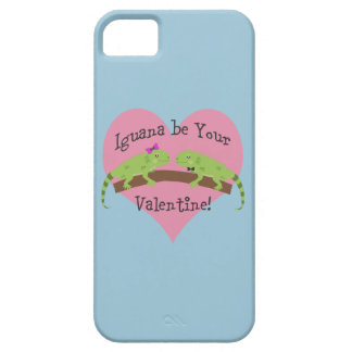 Iguana be your valentine case for the iPhone 5